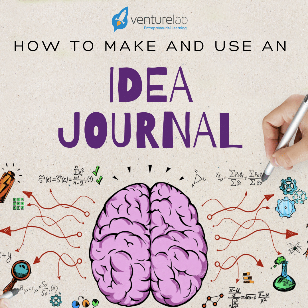 How to Make and Use an Idea Journal