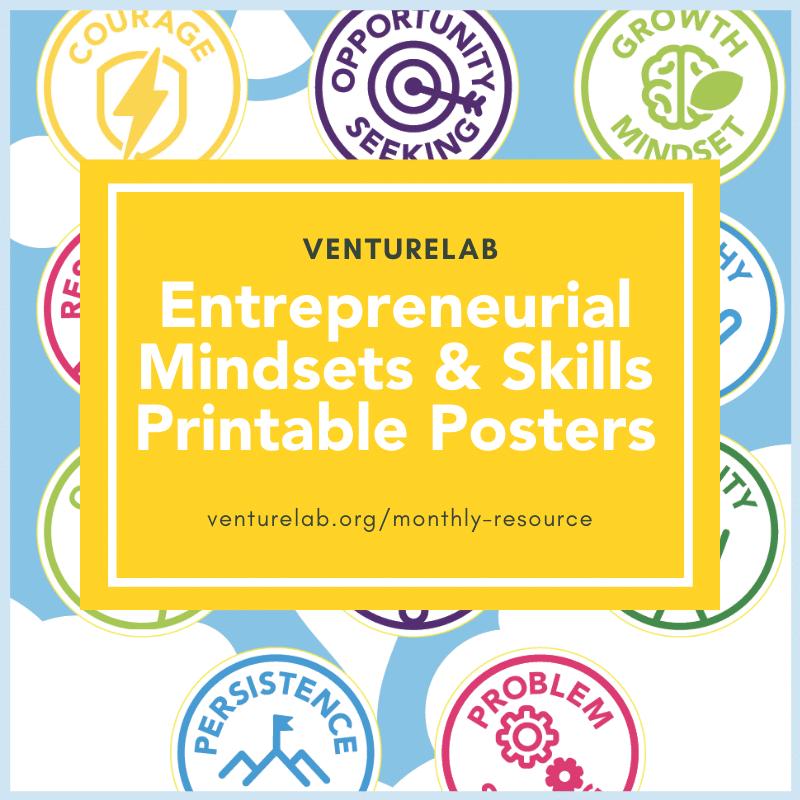 VentureLab Entrepreneurial Mindsets & Skills