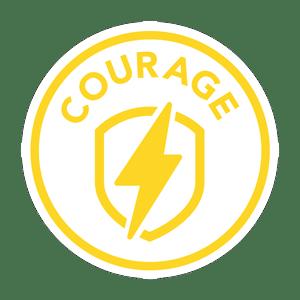courage, youth entrepreneurship